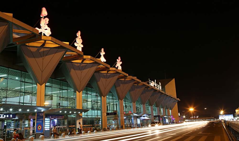 乌鲁木齐机场2
