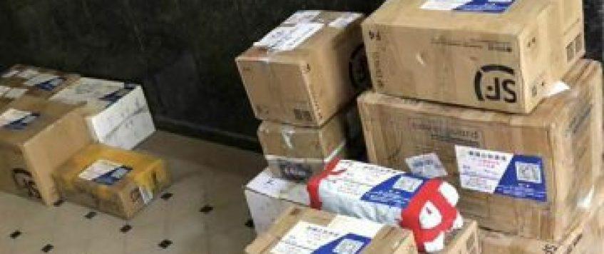 疫情引发乌鲁木齐至中亚汽运货量暴增
