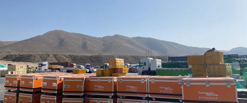 天津与乌兹别克斯坦相连将产生强大过境运输能力