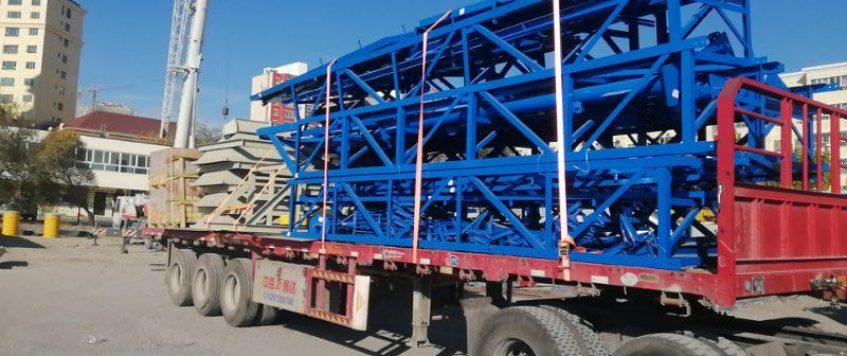 中国温室大棚材料受乌兹别克斯坦农业市场欢迎