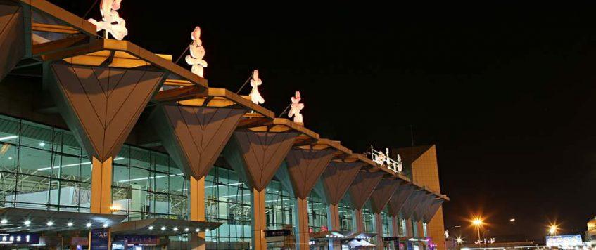 新疆开通的乌鲁木齐直航货运包机已成为中亚跨境电商主要物流通道