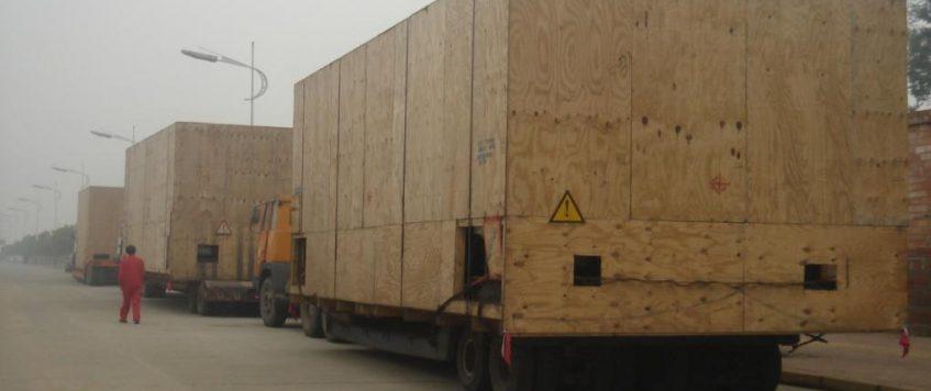 出口乌兹别克斯坦时国际公路整车与零担拼车该如何选择?